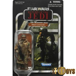 Star Wars  Vintage Collection  Rebel Commando