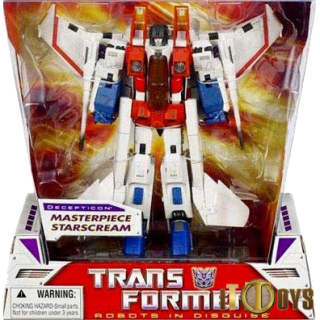 Transformers Masterpiece