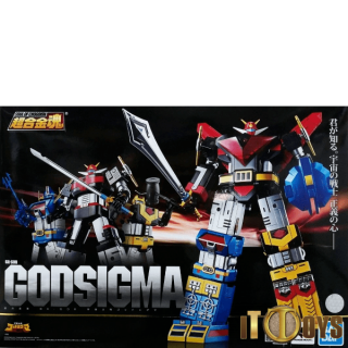 Soul of Chogokin GX-60R 