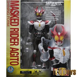 S.H.Figuarts Masked Rider Agito Kamen Rider Agito Shinning Form