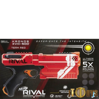 Nerf Rival Kronos Xviii 500 (Team Red)