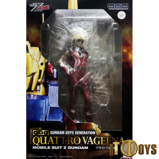1/8 Scale Mobile Suit Zeta Gundam  G.G.G Quattro Vageena