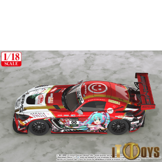 1/18th Scale Mercedes-AMG Team Good Smile 2019 Suzuka 10Hours Ver.