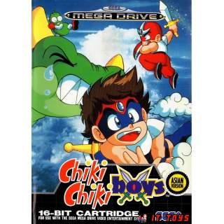 Sega Mega Drive - Chiki Chiki Boys