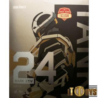Hot Toys 1/6 Scale  MMS 303  Marvel Iron Man 3  Tank Mark XXIV