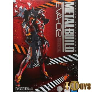 Metal Build  Evangelion  Evangelion 02