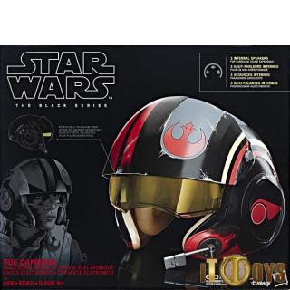 1/1 Scale Star Wars  Poe Dameron Helmet