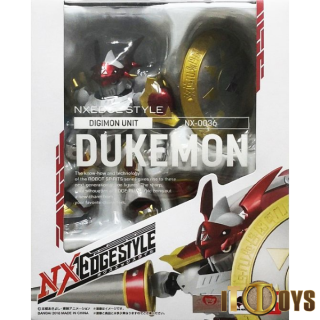 NXEDGE STYLE NX-0036 [DIGIMON UNIT] Dukemon