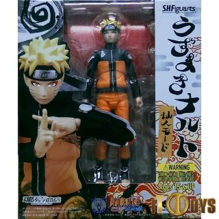 S.H.Figuarts  Naruto  Uzumaki Naruto (Sennin Mode)