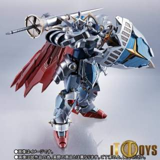 METAL ROBOT [Side MS] Knight Gundam -Lacroan Hero-