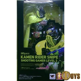 S.H.Figuarts  Masked Rider EX-AID  Kamen Rider Snipe Shooting Gamer Lv.2