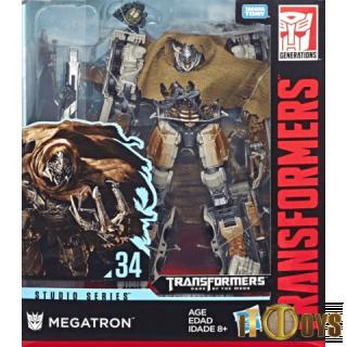 Transformers Studio Series Leader Class Megatron