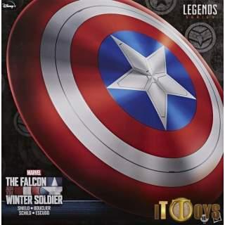 Marvel Legends  Falcon And Winter Soldier  Captain America Shield