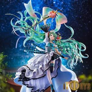 1/7 Scale Vocaloid Hatsune Miku Memorial Dress Ver.