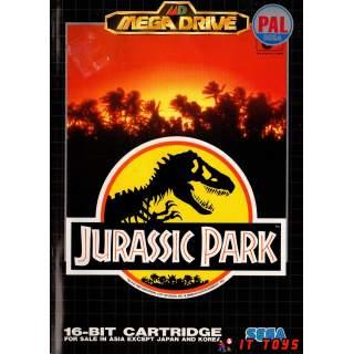 Sega Mega Drive - Jurassic Park