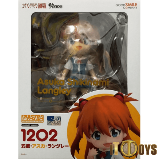 Nendoroid [1202]  Rebuild of Evangelion  Asuka Shikinami Langley
