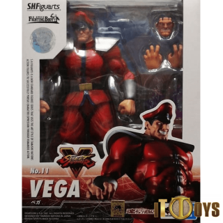 S.H.Figuarts Street Fighter V Vega (M. Bison)