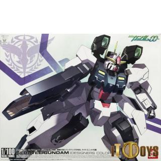 1/100 Gundam OO [020] Seravee Gundam [Designer Color Ver]