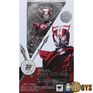S.H.Figuarts  Masked Rider Drive  Kamen Rider Drive Type Speed -20 Kamen Rider Kicks Ver.-