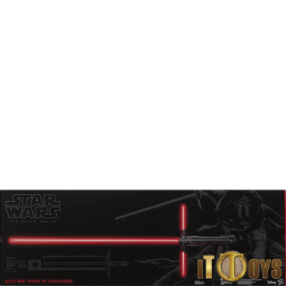 Star Wars  Force FX Lightsaber  Kylo Ren