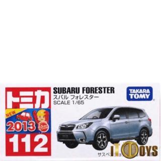 Tomica [112] Subaru Forester