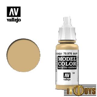 Vallejo Model Color (17ml)  [120] 70.976  Buff