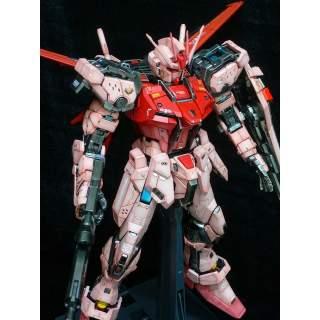 PG 1/60 Scale  Gundam SEED  MBF-02 Strike Rouge + Sky Grasper