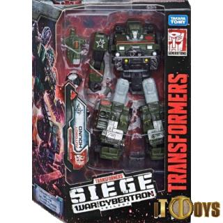 Transformers SEIGE War for Cybertron Autobot Hound