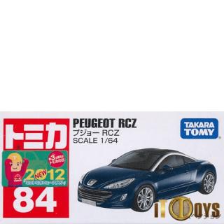 Tomica [084] Peugeot RCZ