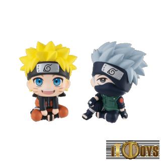 Look Up Series  Naruto Shippuden  Naruto Uzumaki & Kakashi Hatake (free gift)