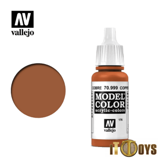 [176] 70.999 Vallejo Model Color (17ml) Copper