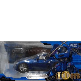 Transformers  Alternity [A-02] Nissan Fairlady Z Megatron (Premium Lemans Blue)
