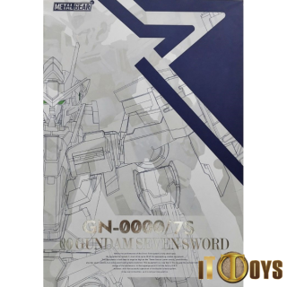 Metal Gear GN-0000/7S OO Gundam Seven Sword