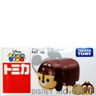 Tomica Disney Motors Tsumutsumu Chip
