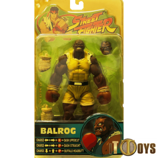 Street Fighter Round 3 Balrog -Yellow Variant-