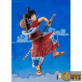 Figuarts ZERO  One Piece  Luffy Taro