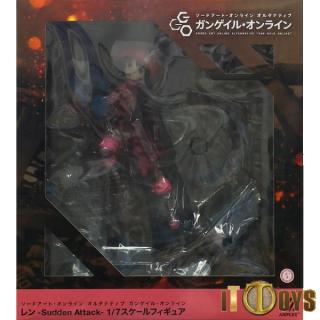 1/7 Scale Sword Art Online Alternative Gun Gale Online Llenn -Sudden Attack-