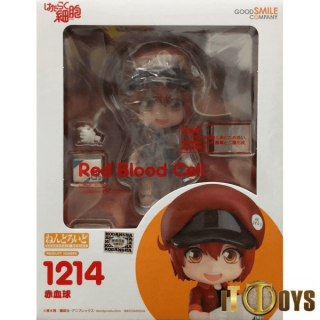 Nendoroid [1214] Cells at Work! Red Blood Cell