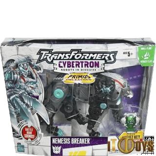 Transformers Cybertron Nemesis Breaker
