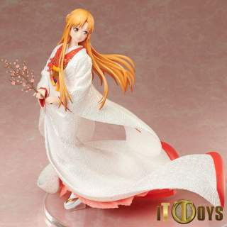 1/7 Scale Sword Art Online Alicization Asuna -Shiromuku-