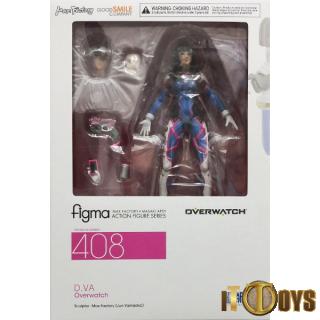 Figma [408]  Overwatch  D.VA