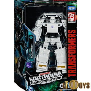 Transformers  Earthrise War for Cybertron [WFC-E37] Runamuck
