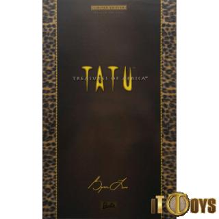 Barbie Doll Tatu Treasure of Africa