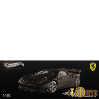 1/18 Scale Hotwheels Elite - 458 Italia GT2