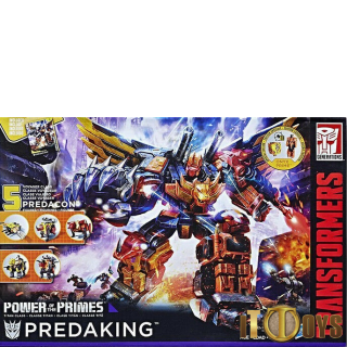 Transformers Power of the Prime
