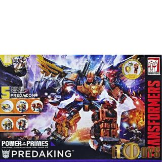 Transformers Power of the Prime Predaking