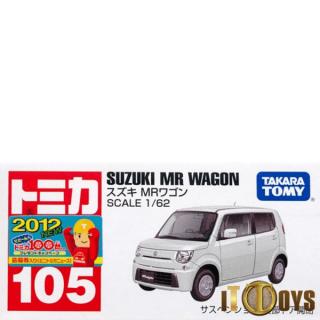 Tomica [105] Suzuki Mr Wagon