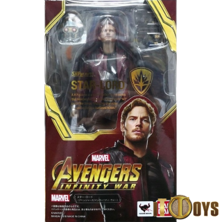 S.H.Figuarts  Marvel (Avengers: Infinity War)  Star Lord
