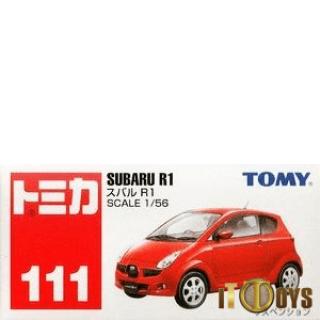 Tomica [111] Subaru R1