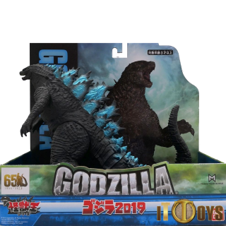 Soft Vinyl  Monster King Series  Godzilla 2019